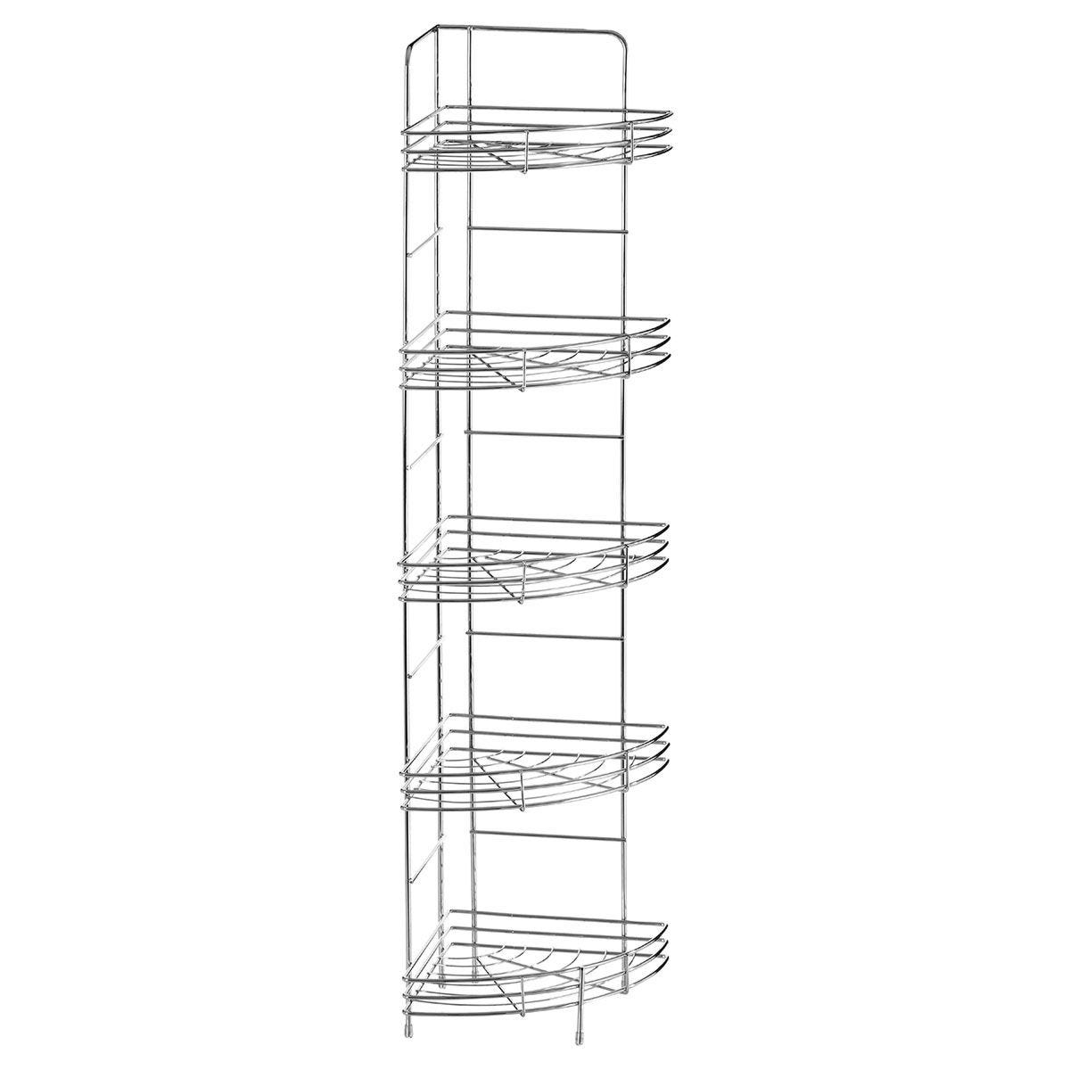 Premier Housewares 5 Tier Corner Storage Rack