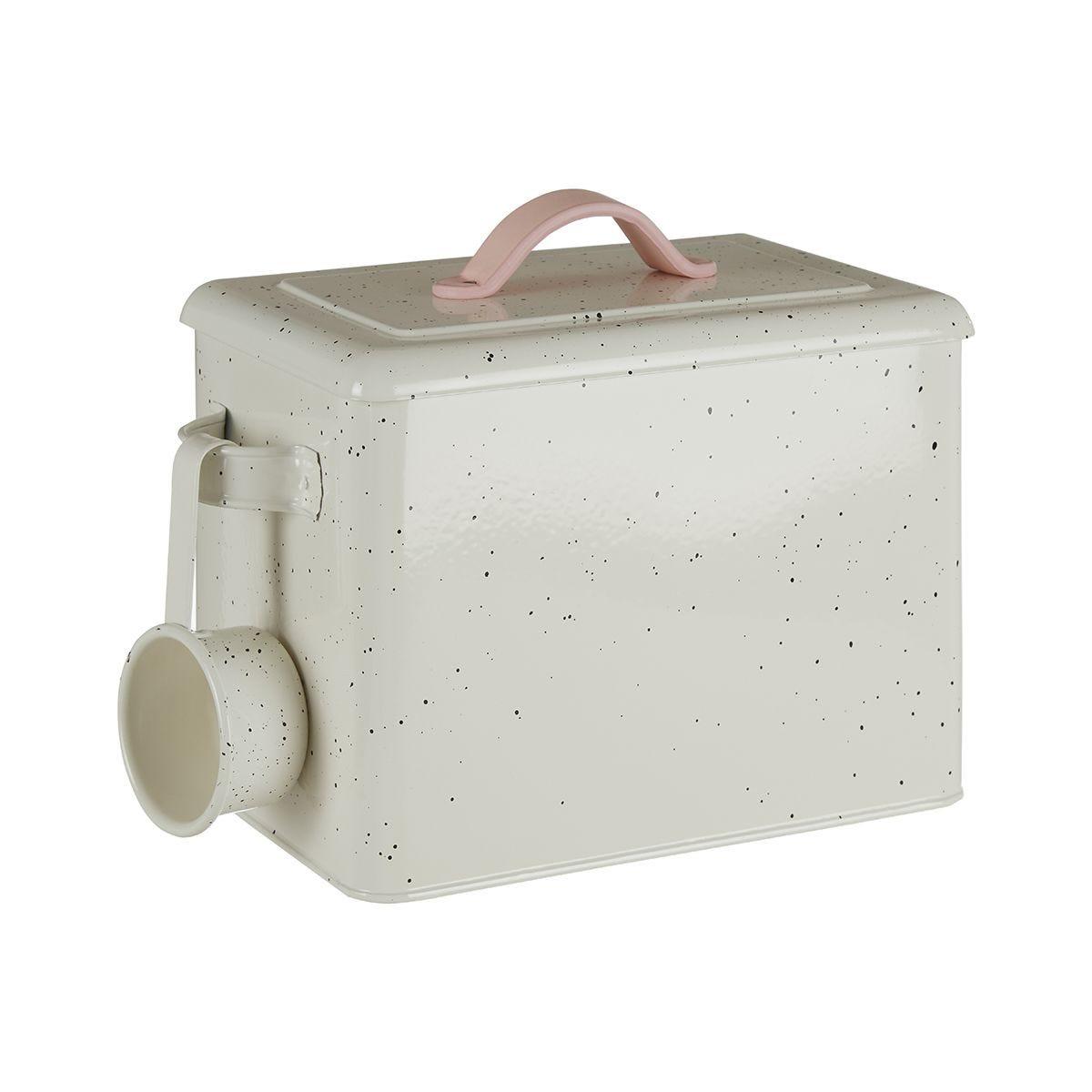 Premier Housewares Sweet Heart Detergent Box And Scoop