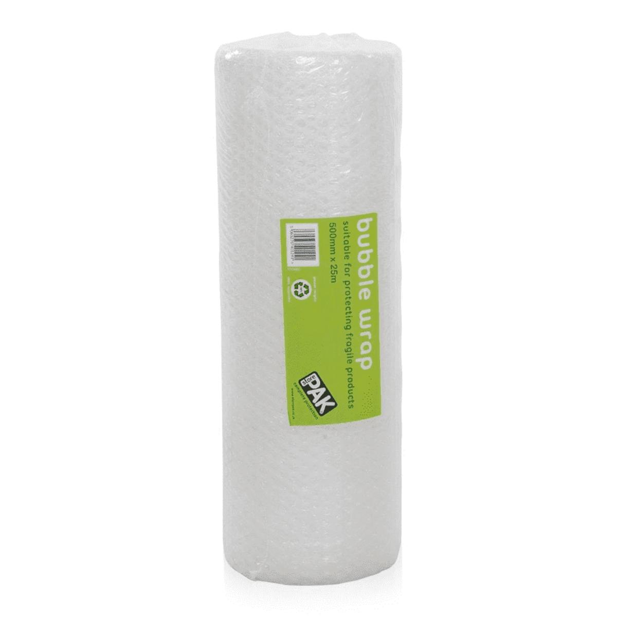 StorePAK Bubble Wrap Roll - 500mm x 25m