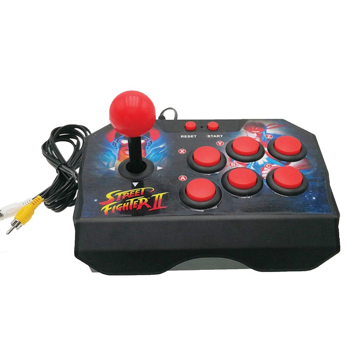 Capcom 16 Bit Streetfighter 2 Gaming Console