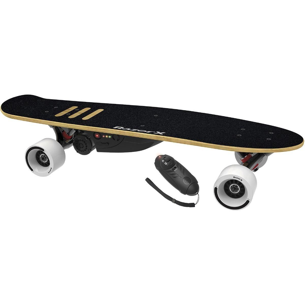 RazorX Cruiser Lithium Battery Powered Electric Skateboard