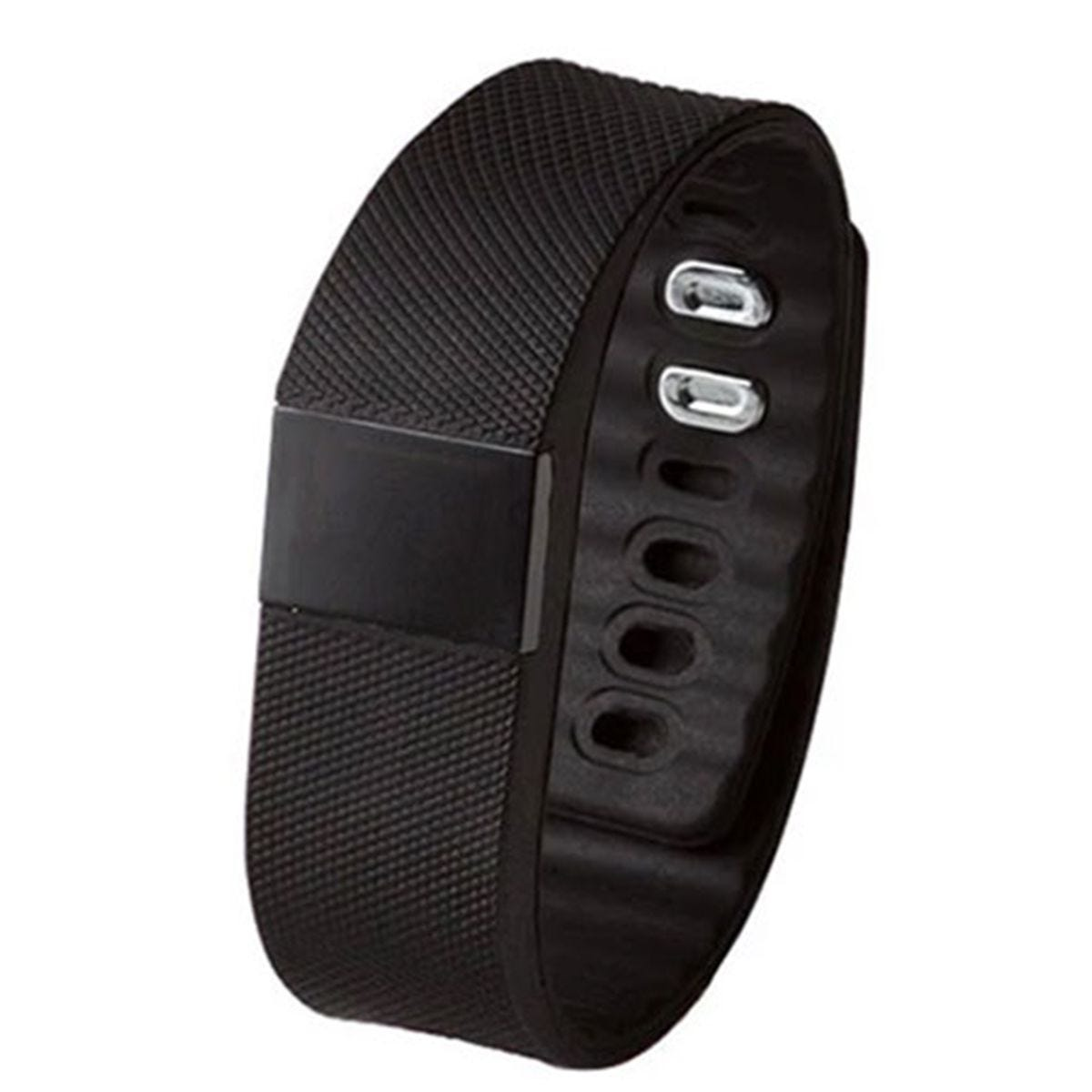 Aquarius Bluetooth Fitness Tracker (Sports Wristband) AQSPWB - Black