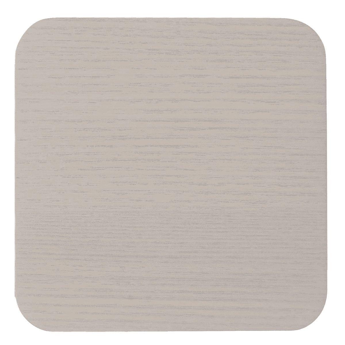 Creative Tops Naturals Wood Veneer Grey Coasters- 4