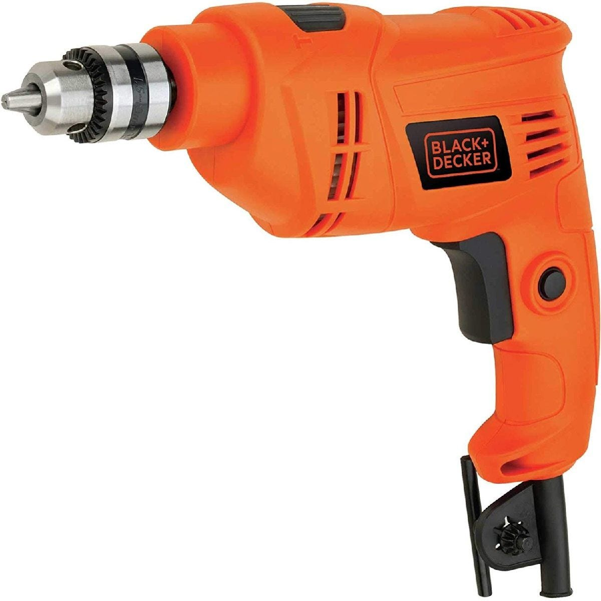 Black & Decker 450W Corded Hammer Drill