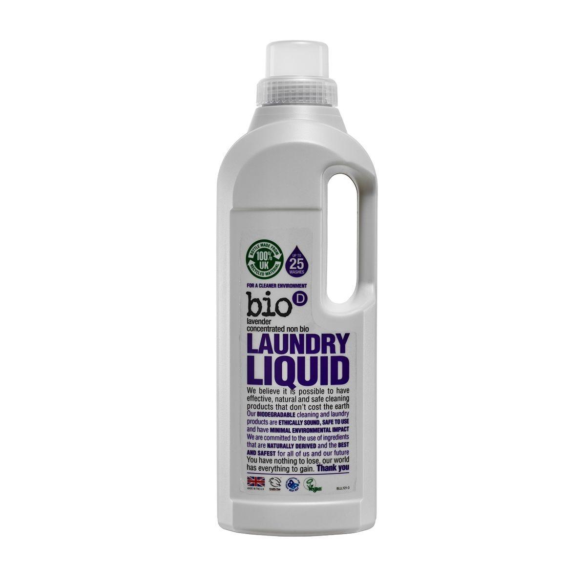 Bio-D Lavender Laundry Liquid - 1L