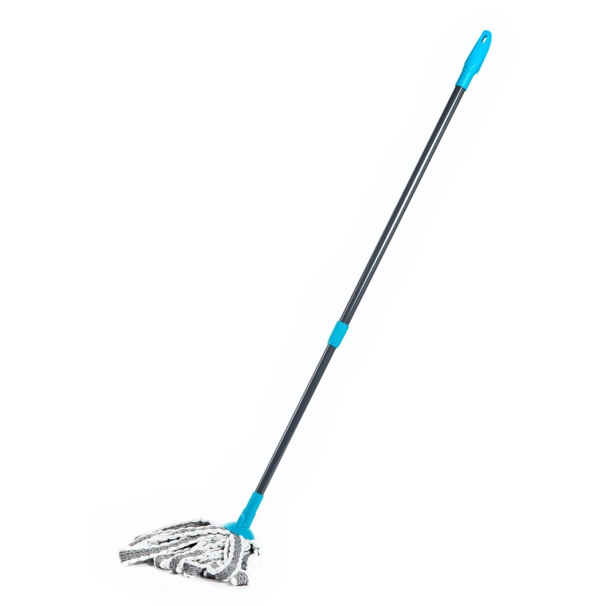 Beldray Microfiber Mop with Telescopic Handle and Extra Head