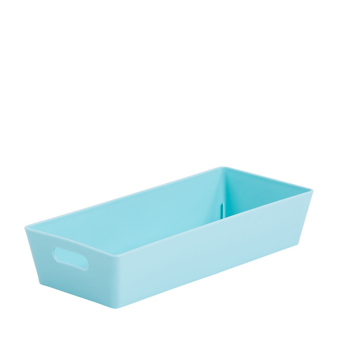 Wham Rectangular Studio Store Basket 2.01 - Duck Egg Blue