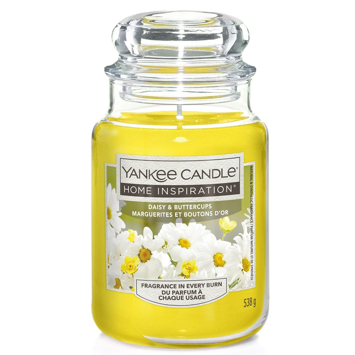 Yankee Candle Home Inspiration Daisy & Buttercups Jar Candle