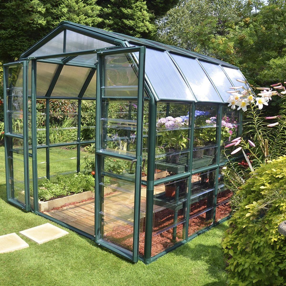Palram Hobby Gardener Greenhouse