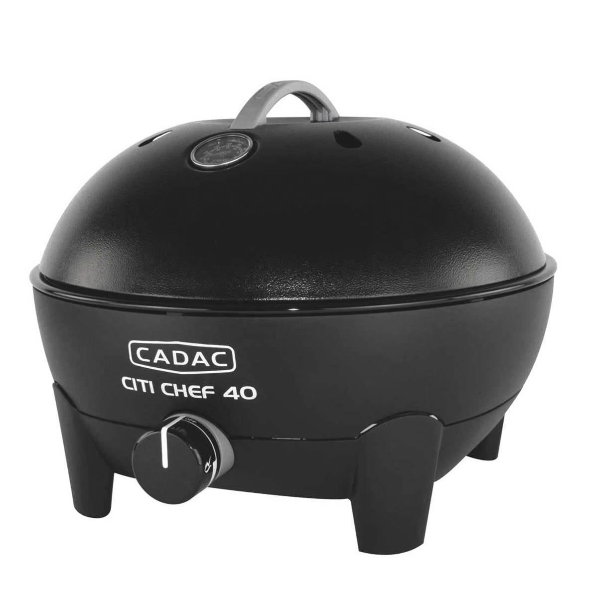 Cadac Citi Chef 40 Black Gas BBQ