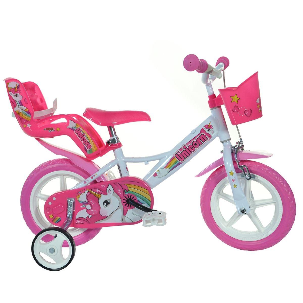 Unicorn Kids Bicycle 12in