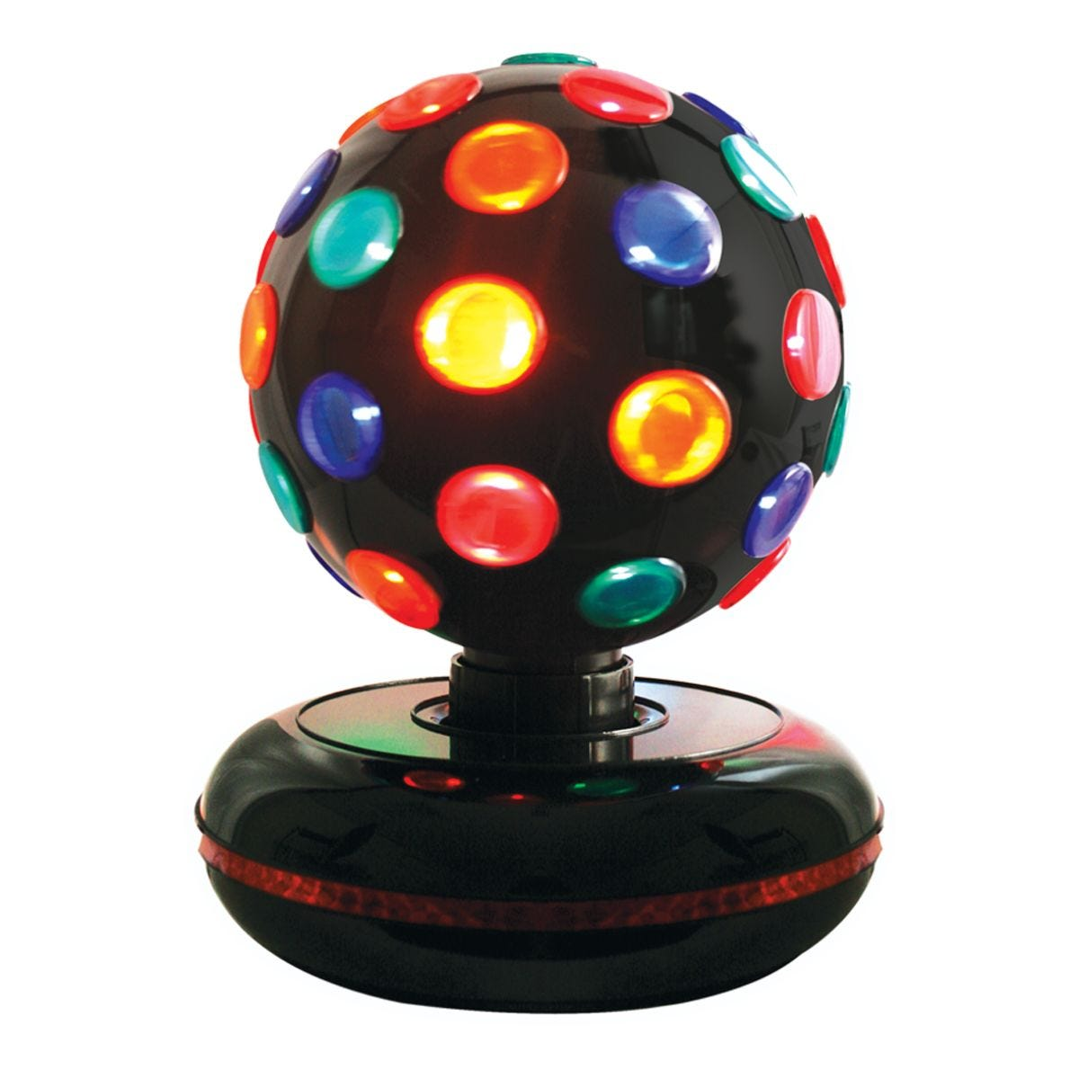 Global Gizmos Black Disco Ball