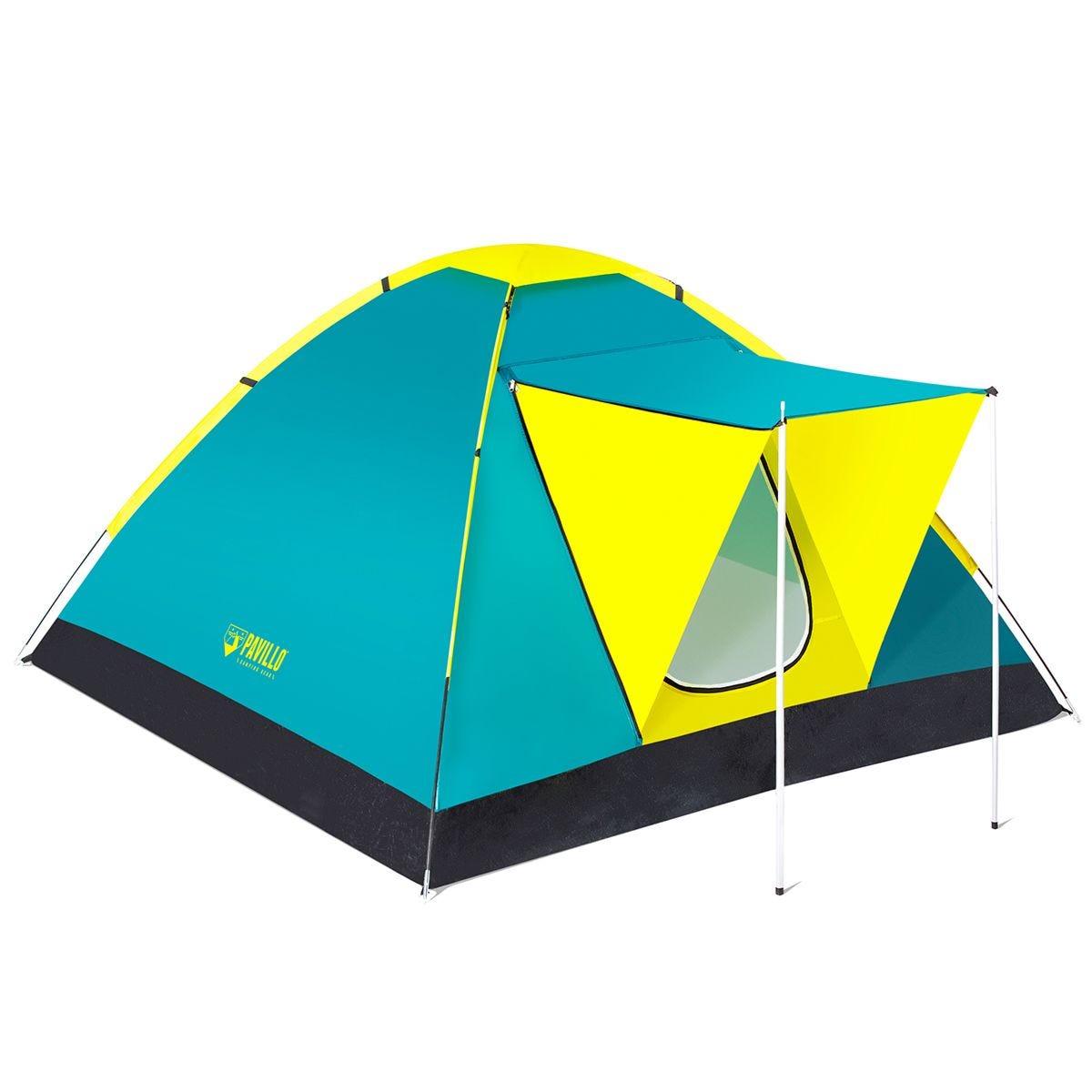 Pavillo Coolground 3 Person Tent - 2.10 x 2.10 x 1.20m