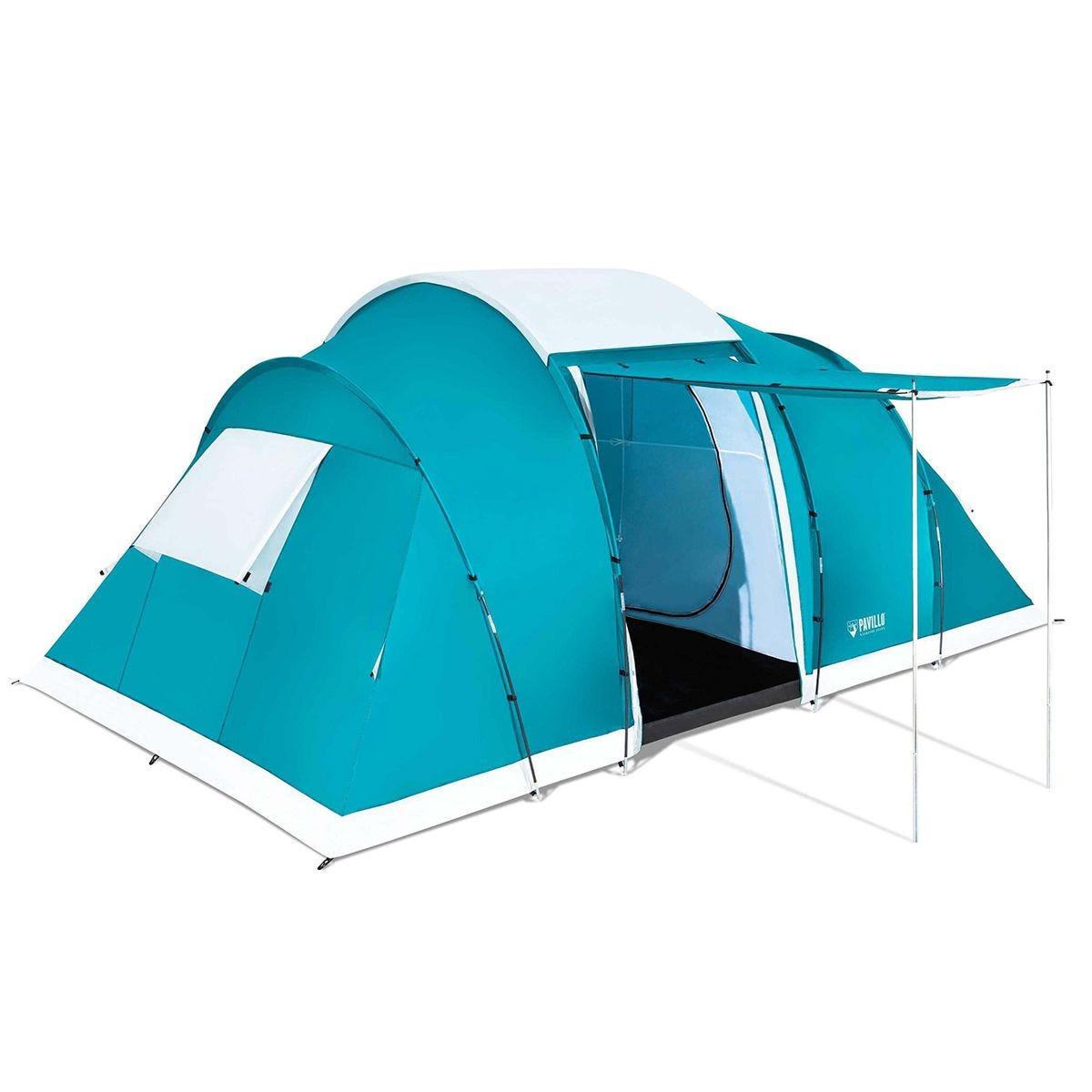Pavillo Family Ground 6 Person Tent - 4.90 x 2.80 x 2.00m