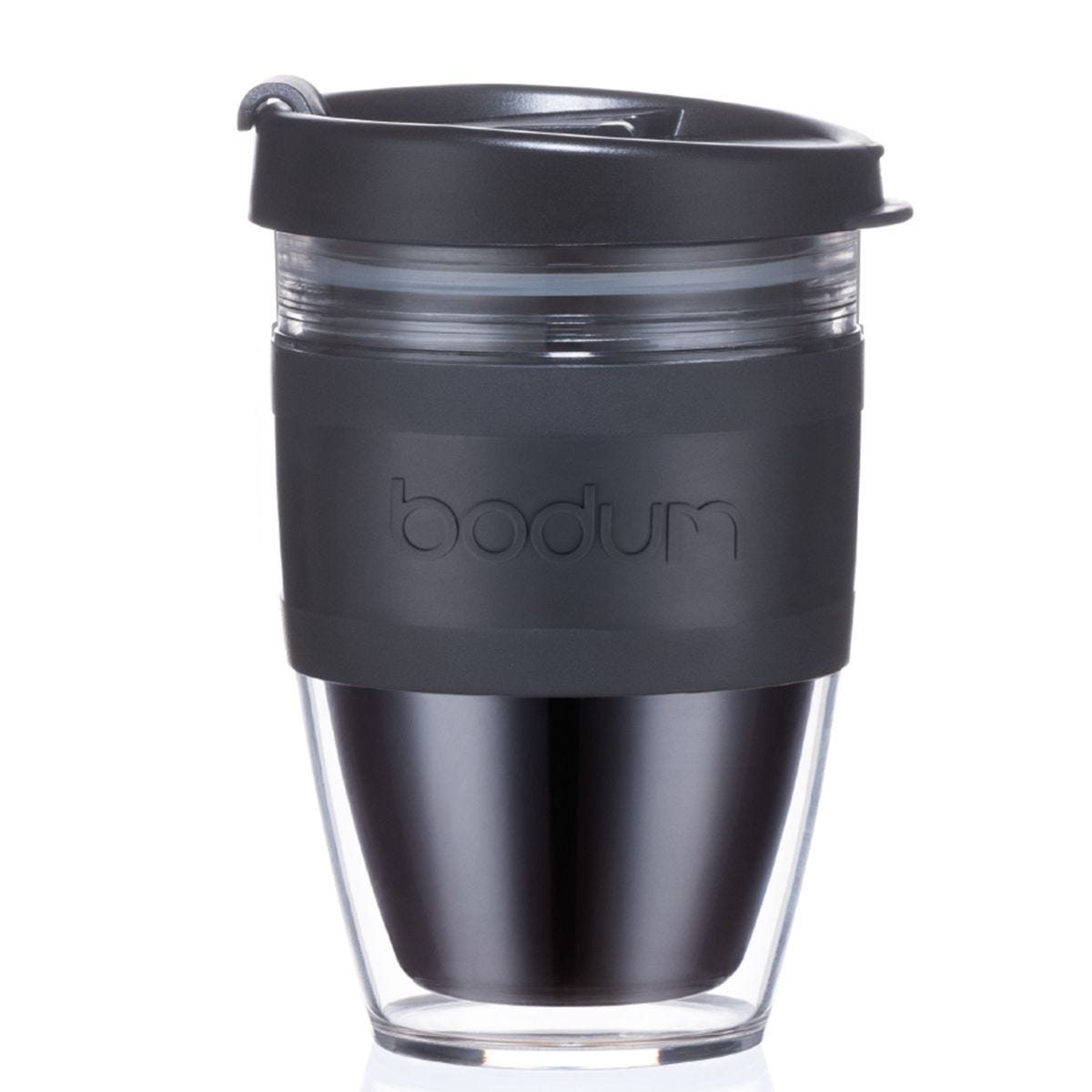 Bodum Joycup Double Walled With Silicon Grip - 0.3L