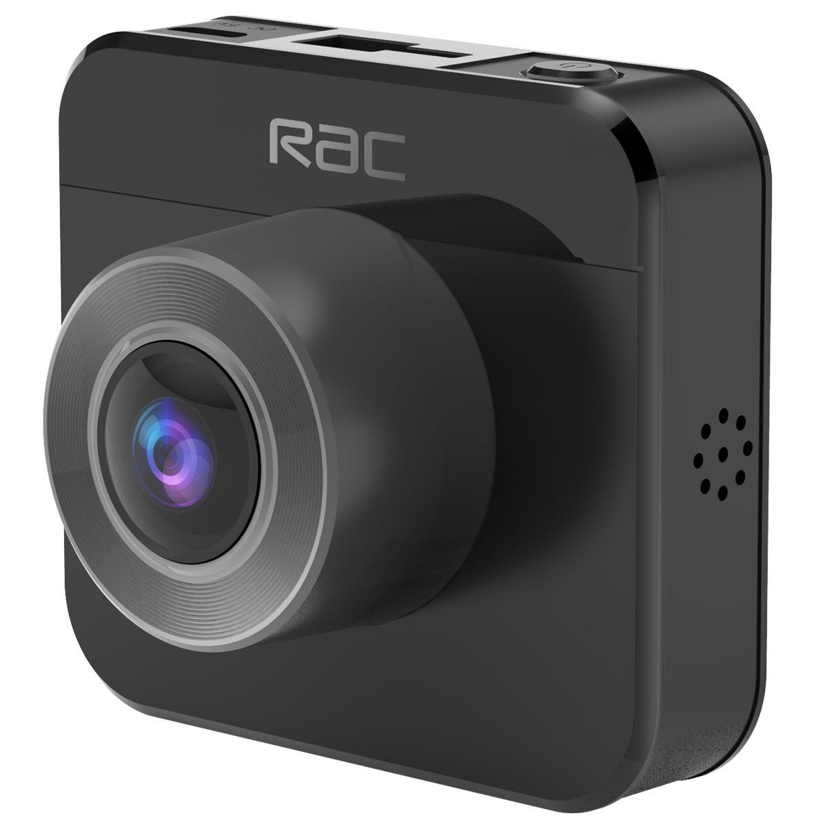 RAC 100 720p HD Dash Cam with 1.8'' Display - Black