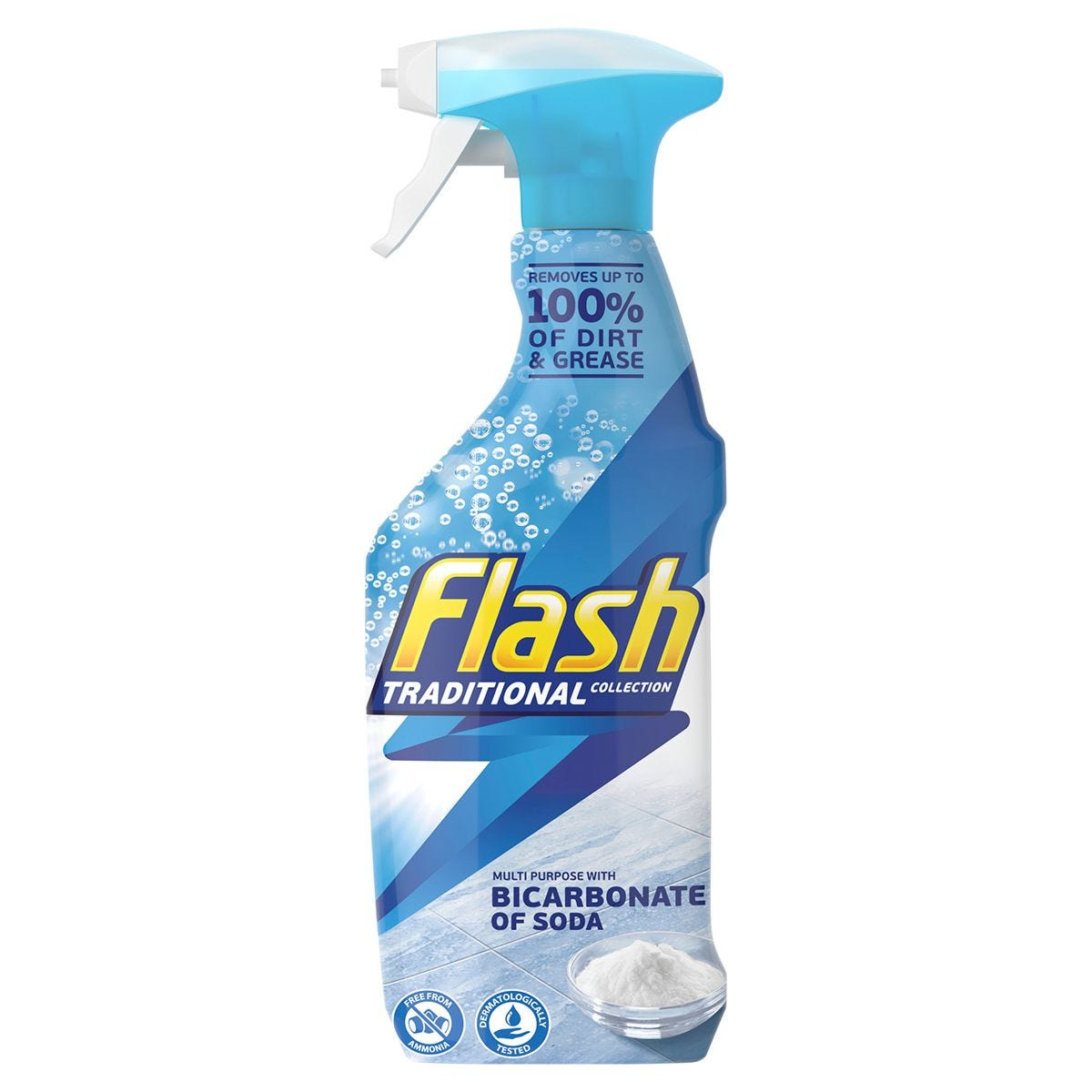 Flash Bicarbonate All Purpose Spray - 500ml