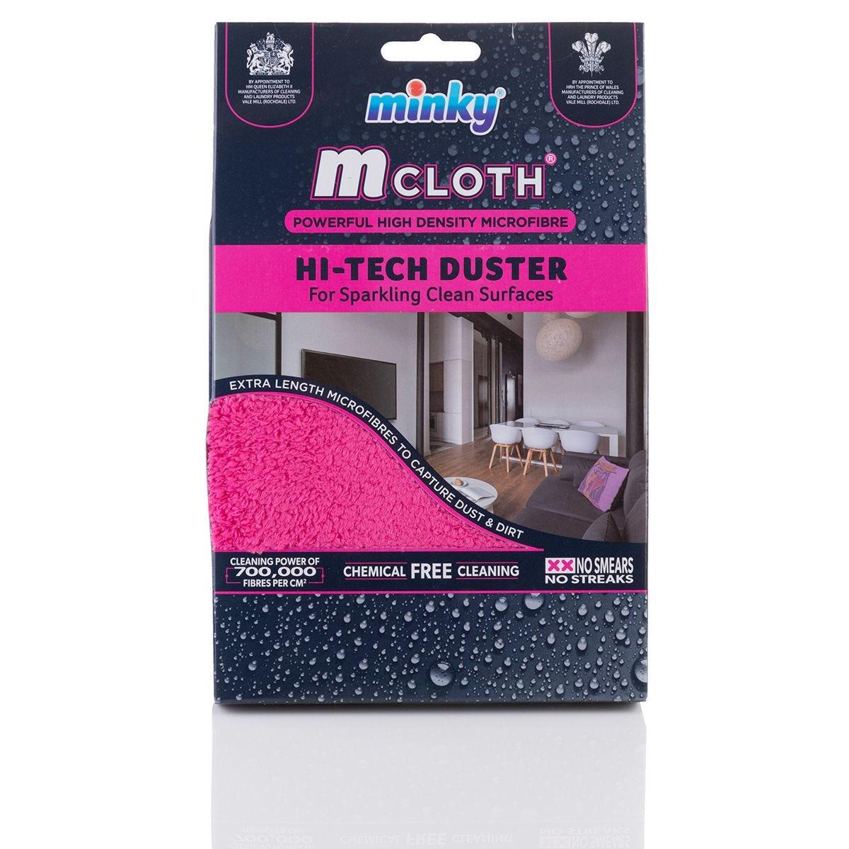 Minky Hi-Tech Duster Microfibre M-Cloth