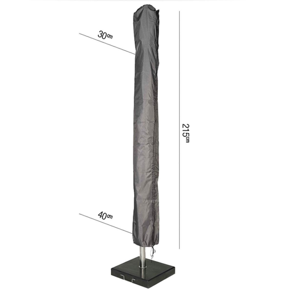 Parasol Aerocover 215 x 30/40cm