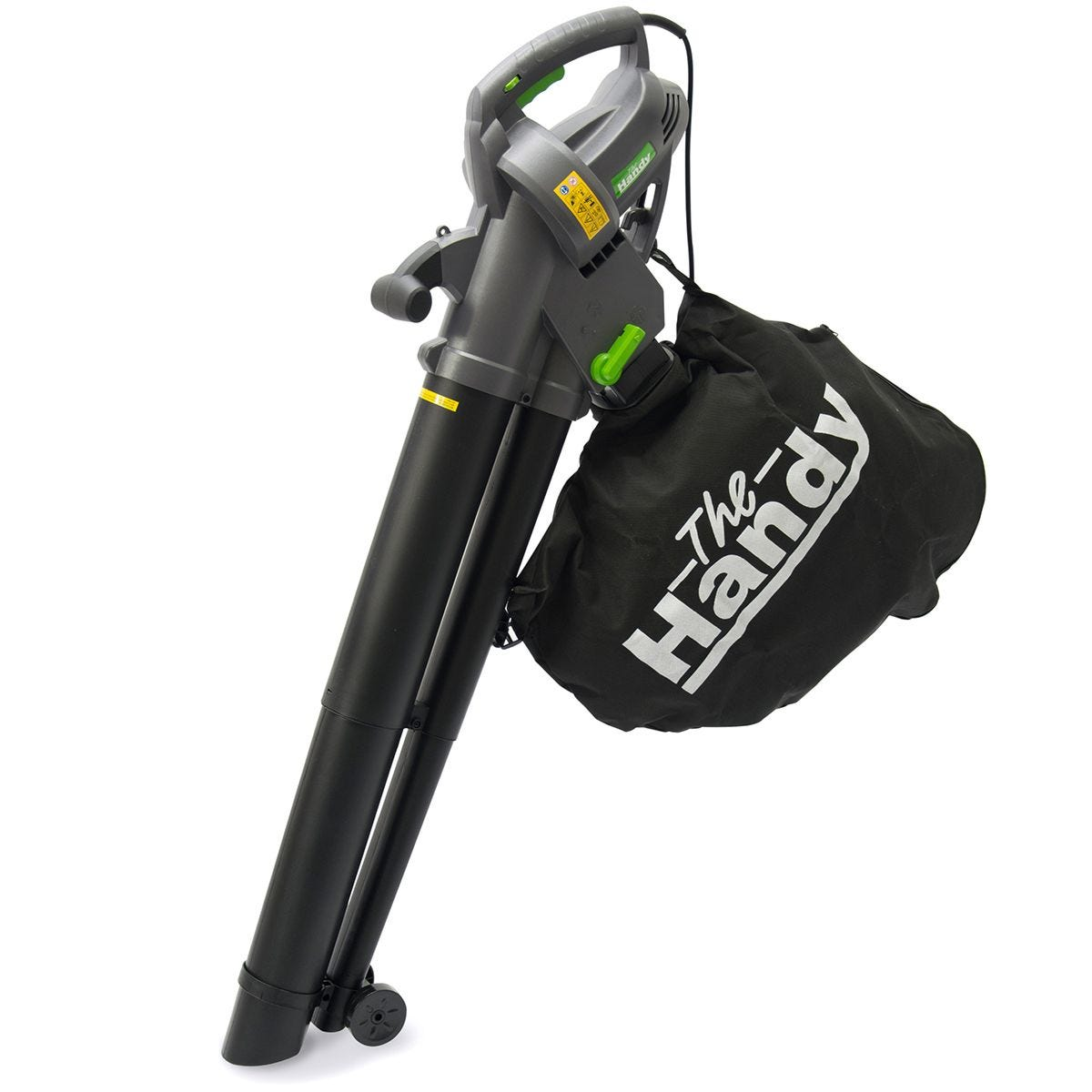 The Handy 167mph (270km/h) Variable Speed 3000w Corded Garden Blower & Vacuum