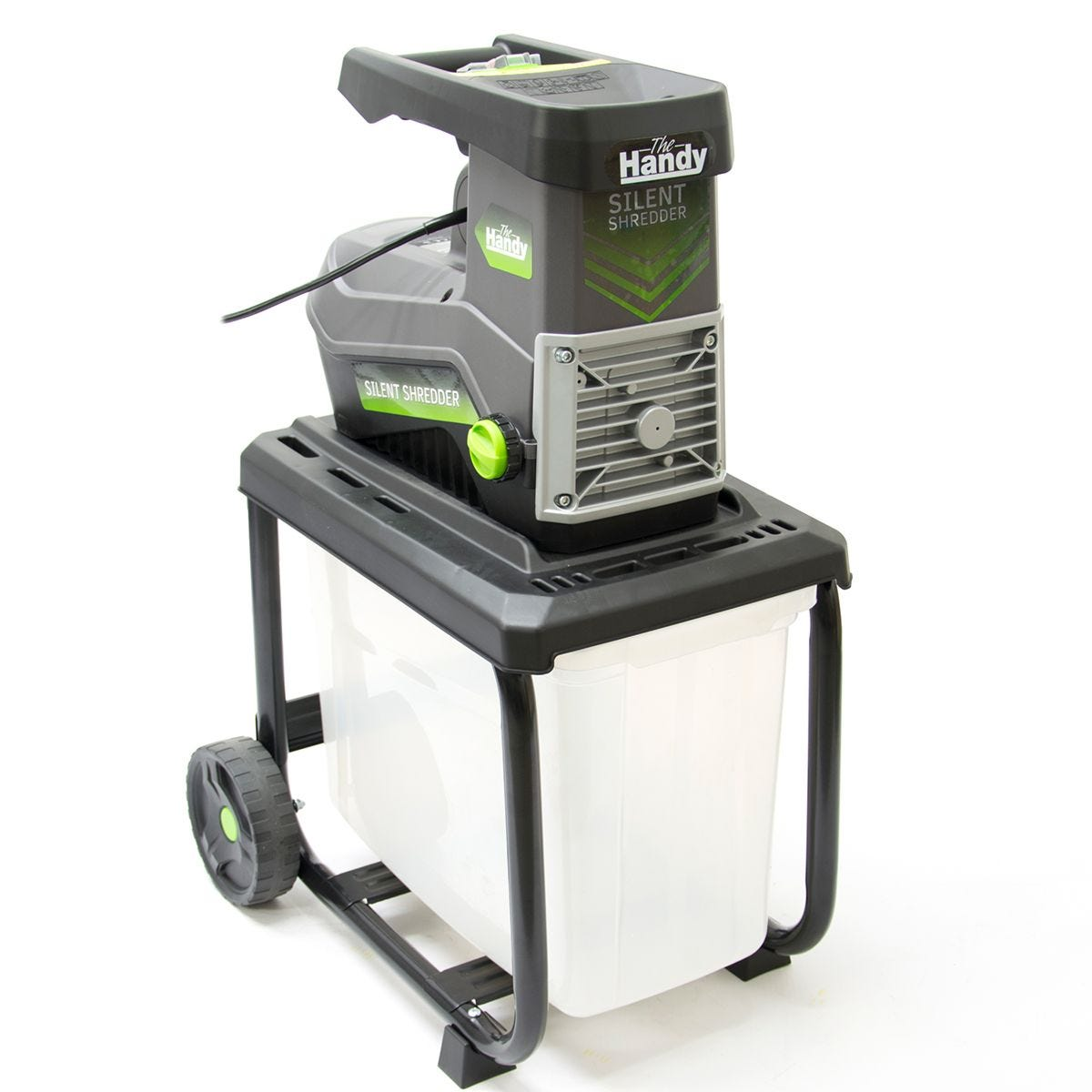 The Handy Electric Silent Shredder with Box