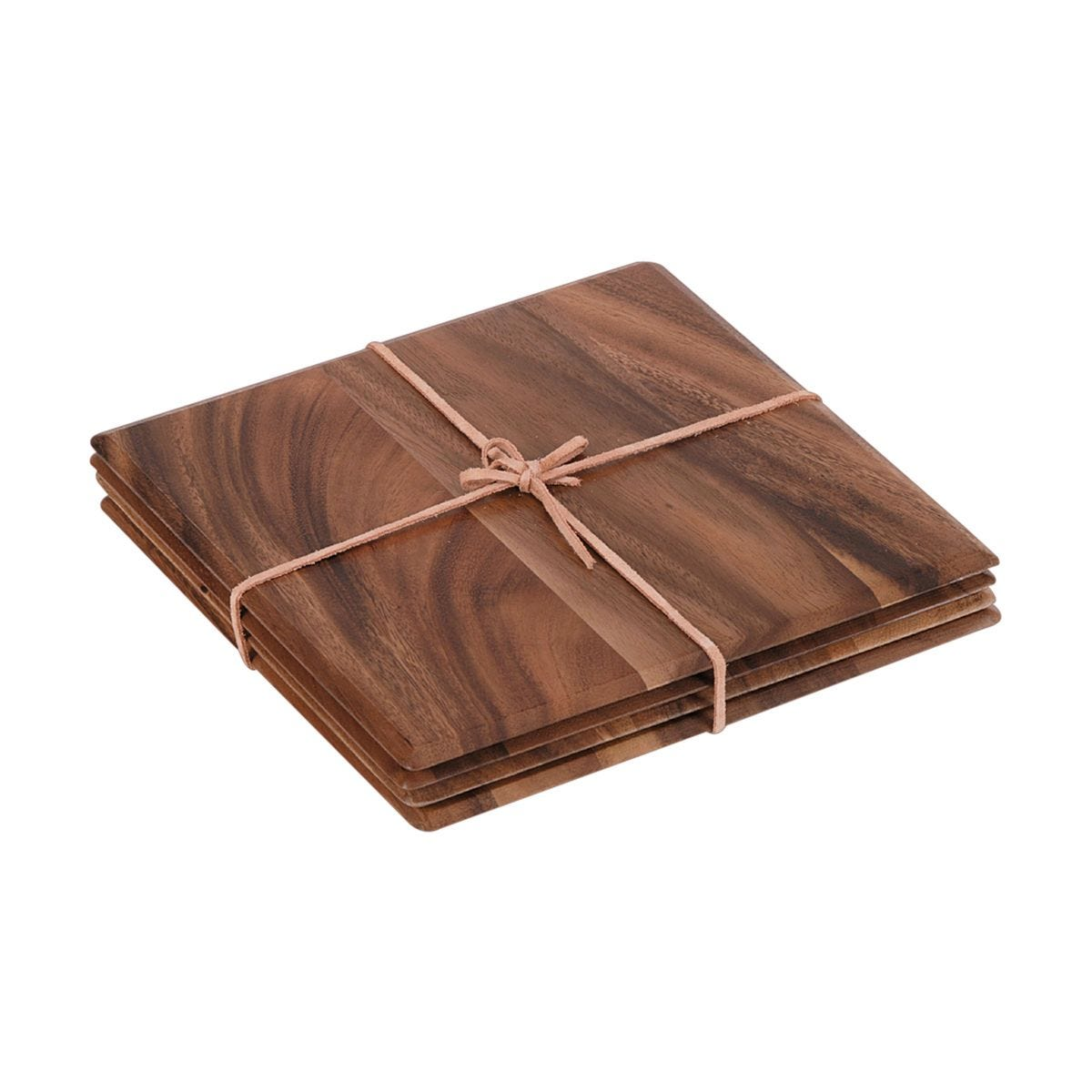 T&G Wooden Placemats - Set of 4