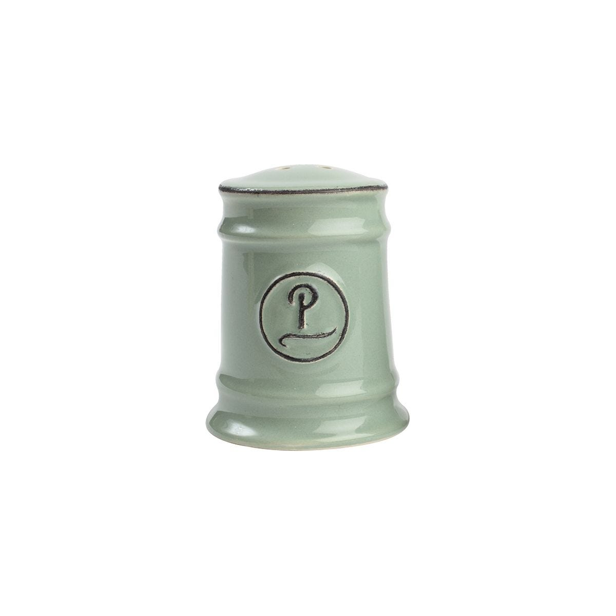 T&G Pride Of Place Pepper Shaker - Old Green
