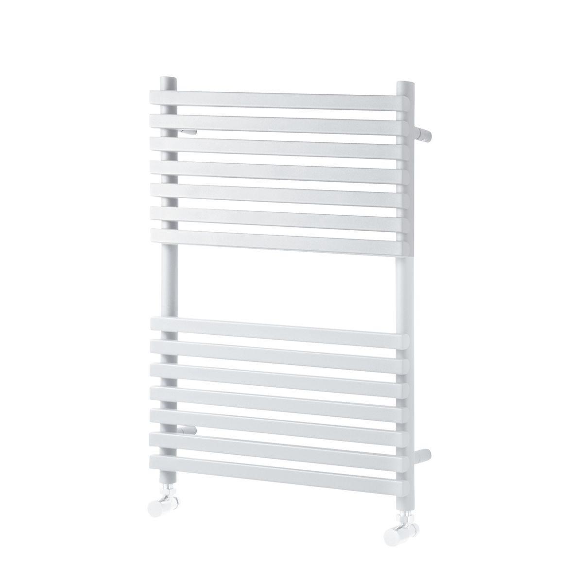 Towelrads Oxfordshire Ladder Towel Rail Radiator - White 1500x500