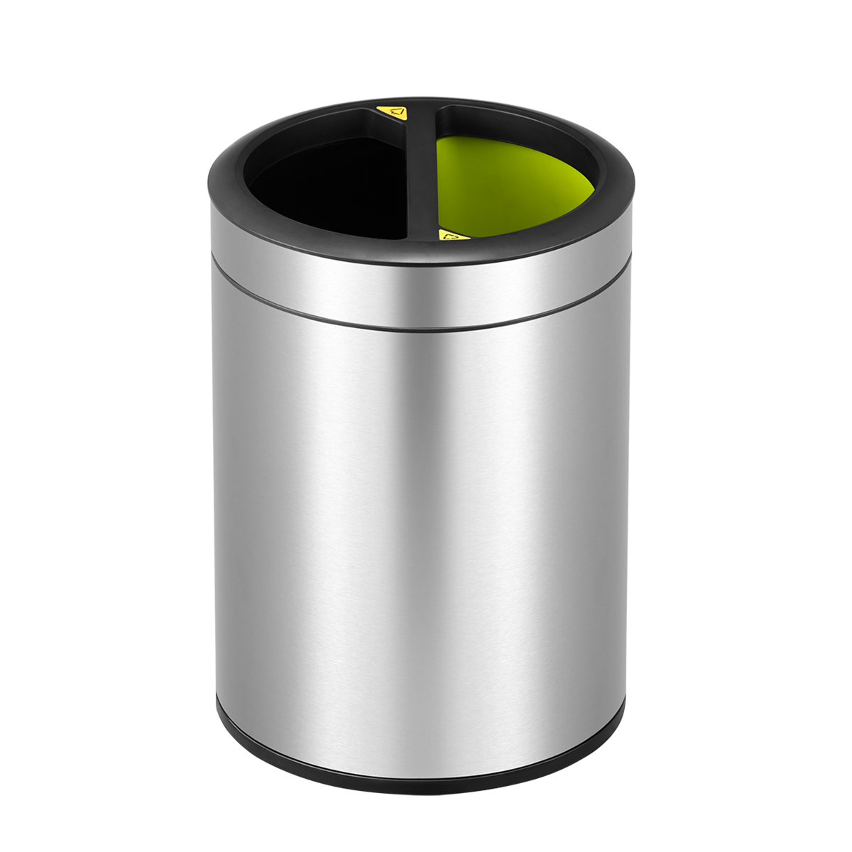 EKO Round Open Top Recycling Bin 10L