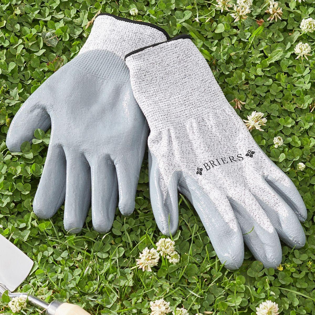 Briers Advanced Cut Resistant Garden Gloves - Large