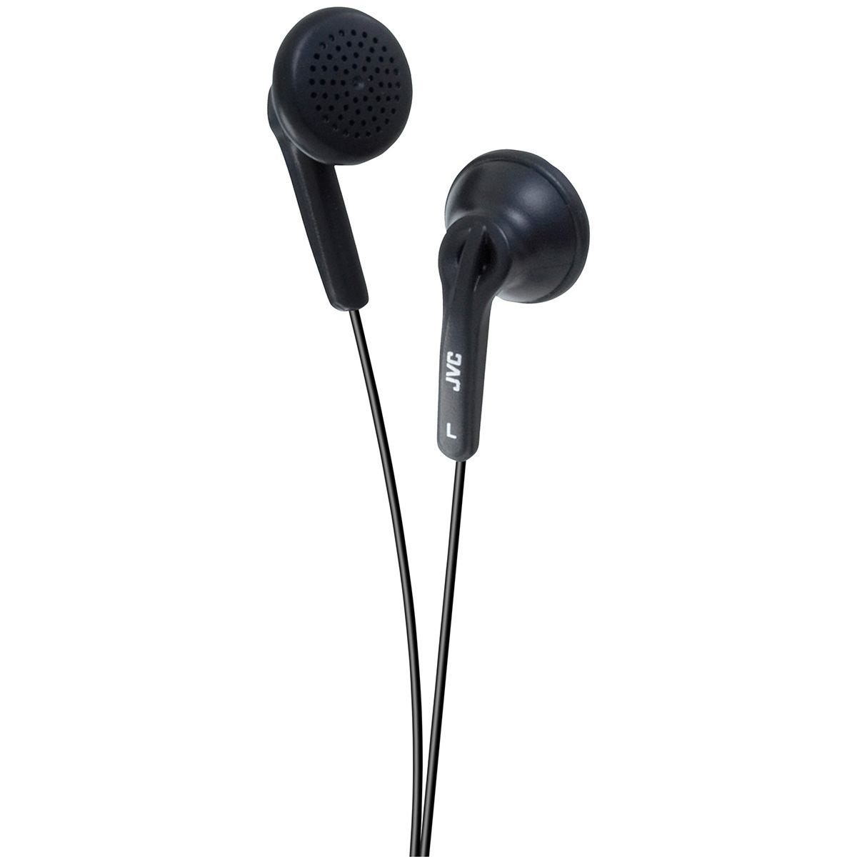 JVC HA-F12 Earphones - Black