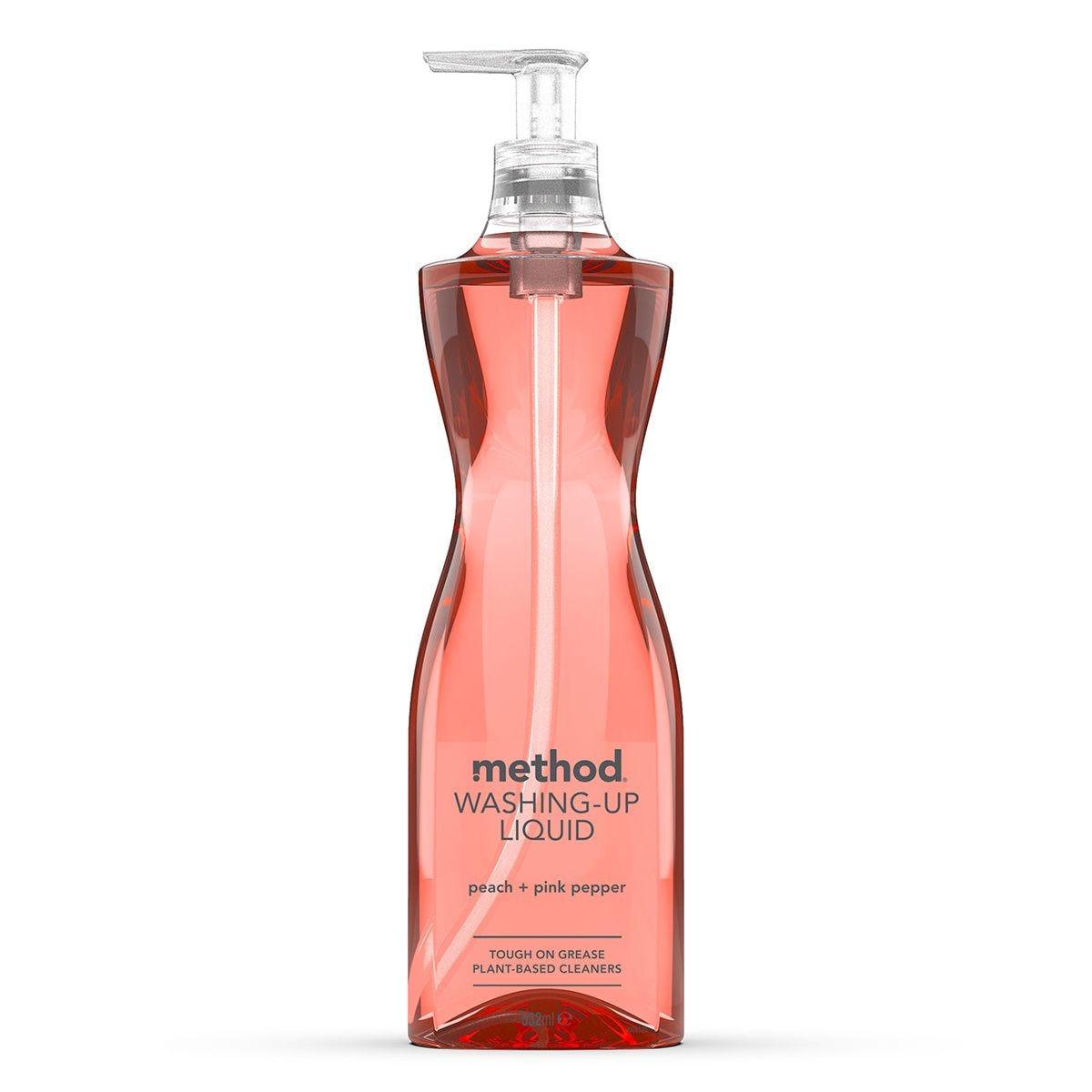 Method Washing Up Liquid - Peach & Peppercorn