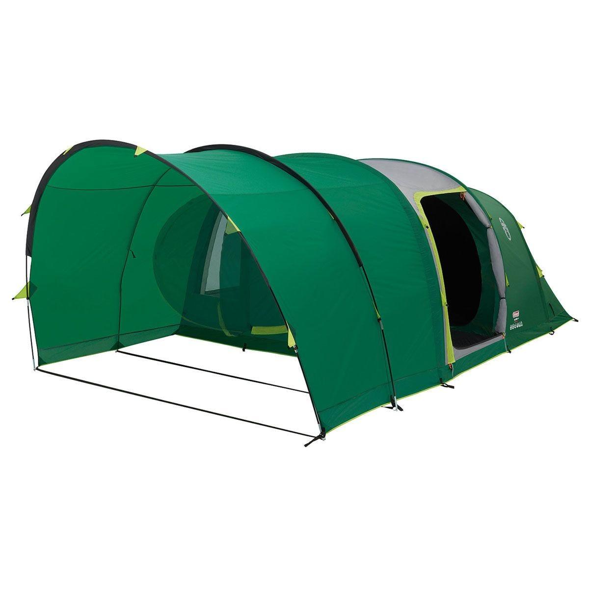 Coleman Valdes 4 Air Tent - Green