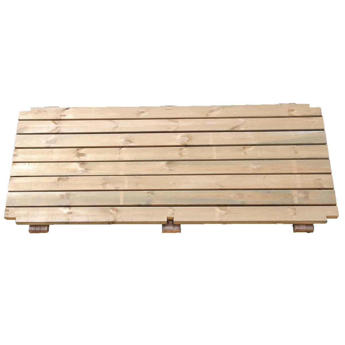 Zest4Leisure Base for Sleeper Raised Bed 1.8 x 0.45 x 0.45