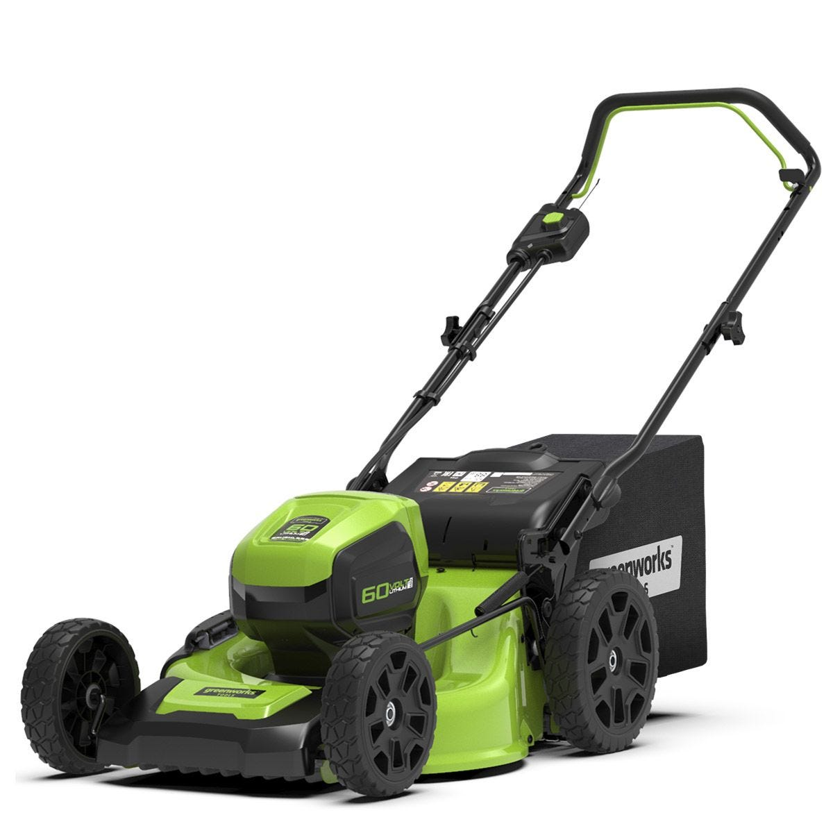 Greenworks 60V DigiPro 46cm Self Propelled Cordless Lawnmower (Tool Only)