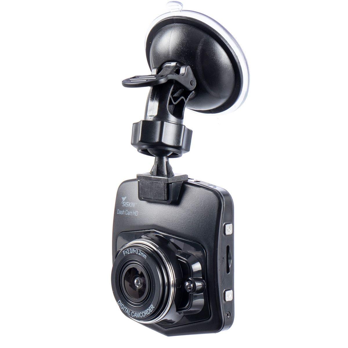 Siskin HD 720p Dashboard Camera with 2.5