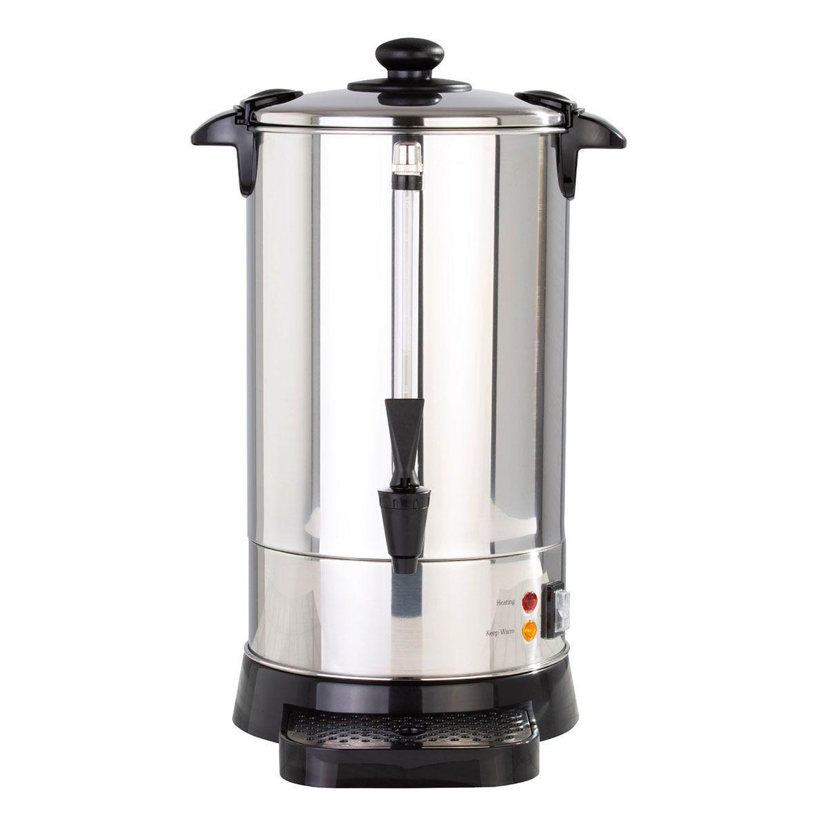 Fine Elements SDA1597 20L 1650W Water Urn – Silver