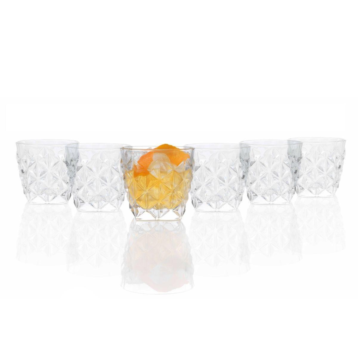 RCR Enigma Whisky Tumblers 370ml - Set of 6