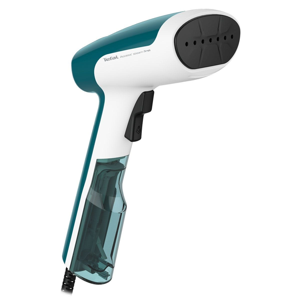 Tefal Access Steam First DT6131 Handheld Garment Steamer - Blue and White