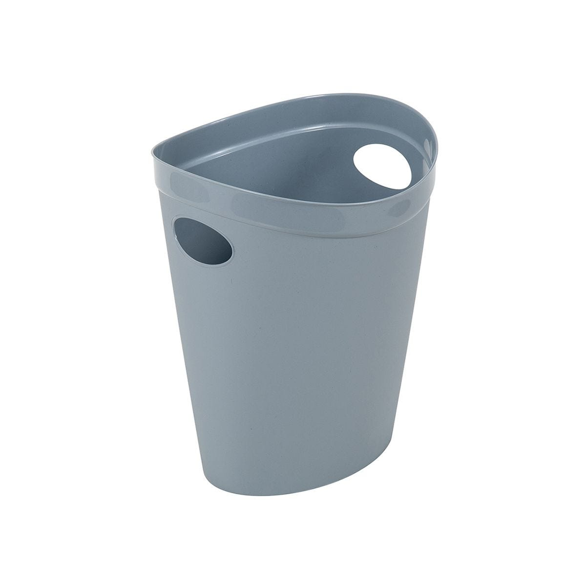 Addis 100% Recycled Eco Waste Paper Bin - Grey