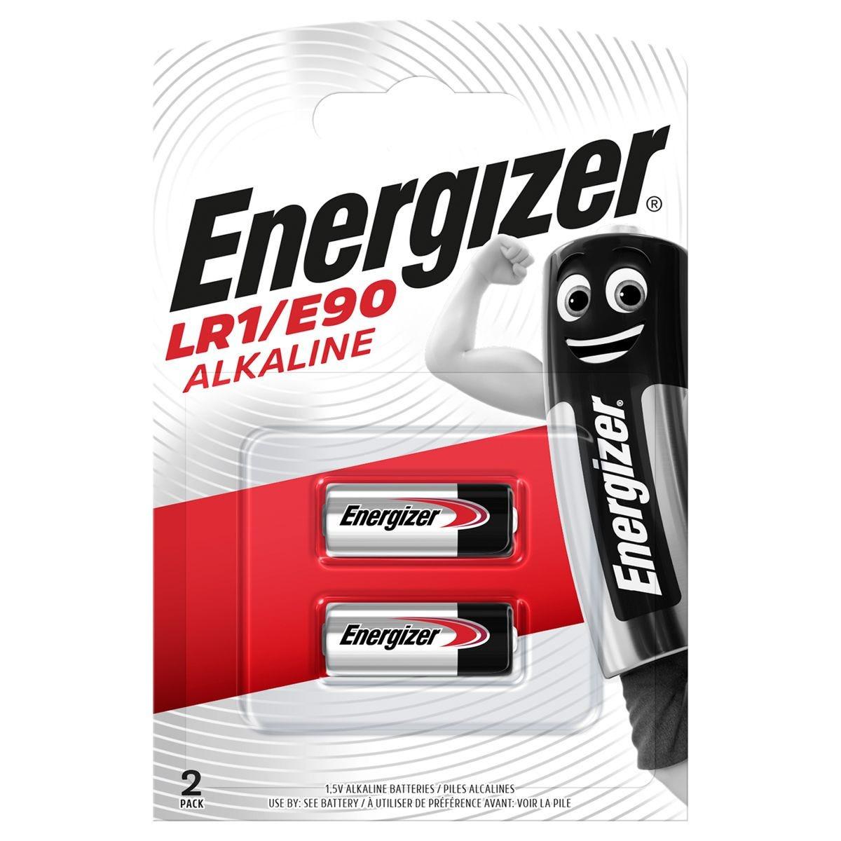 Energizer E90 Battery - 2 Pack