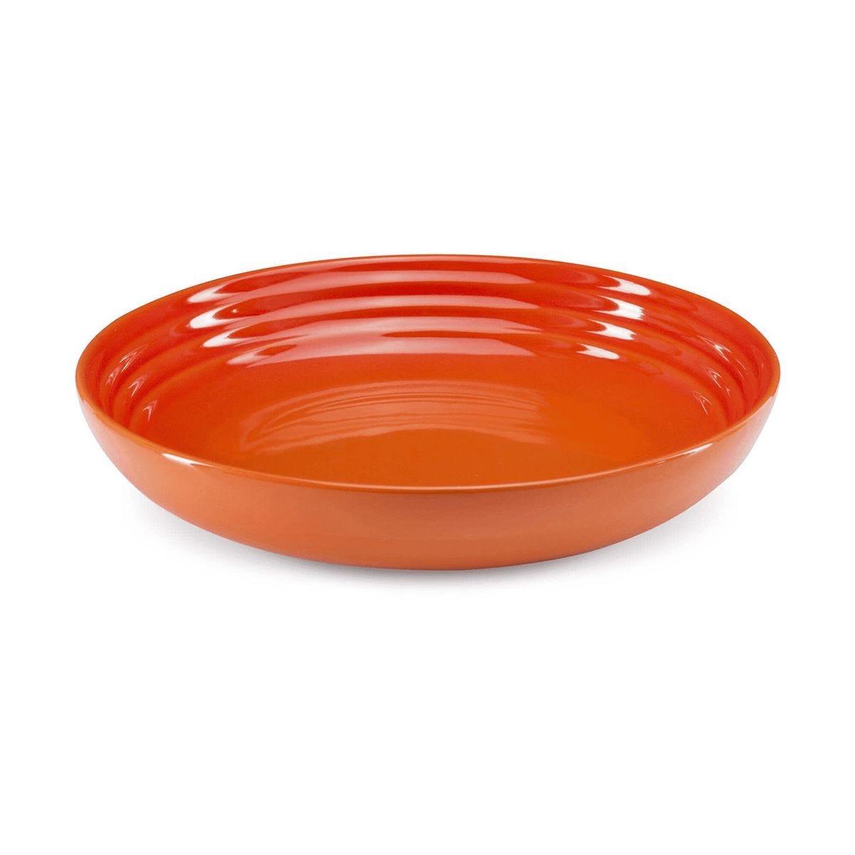 Le Creuset Stoneware Pasta Bowl 22cm Volcanic