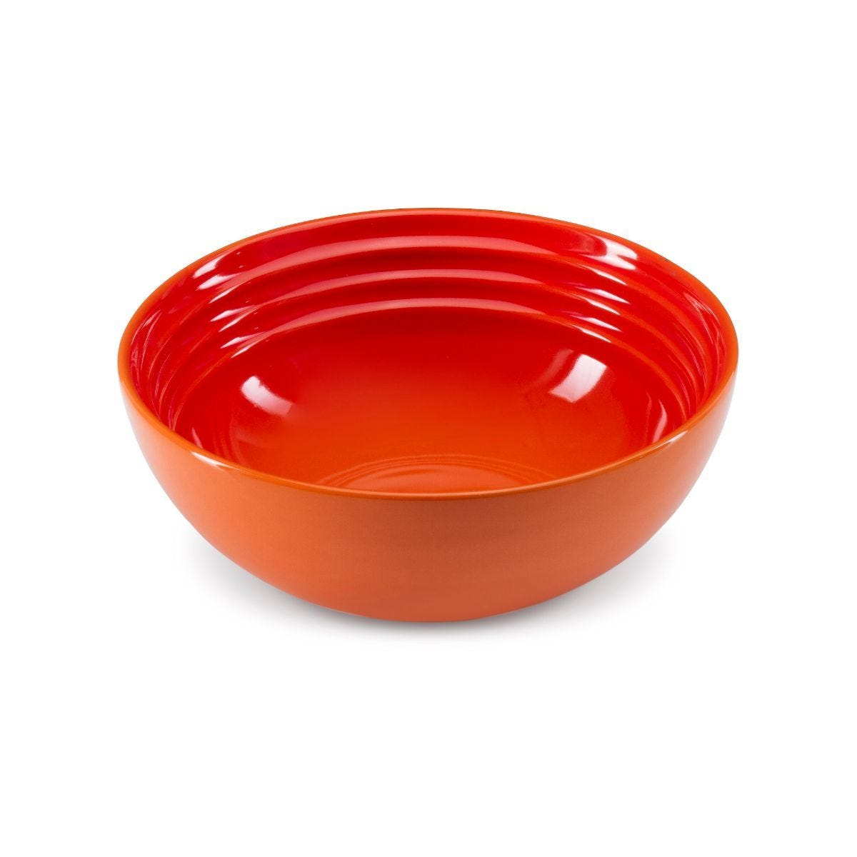 Le Creuset Stoneware Cereal Bowl 16cm Volcanic