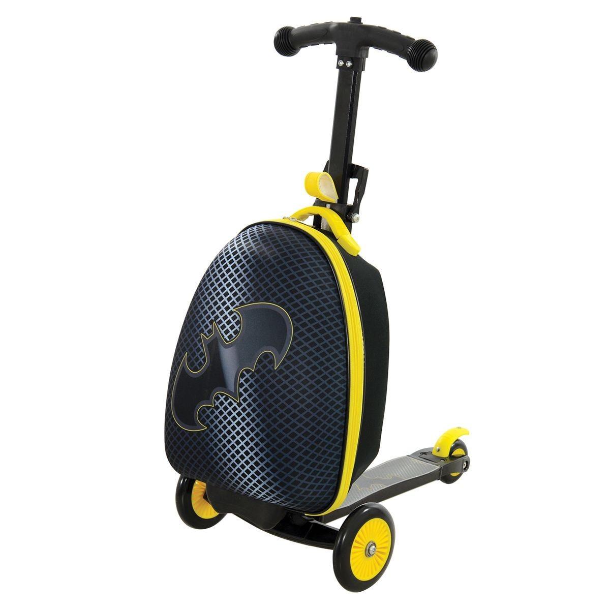 Batman 3in1 Scootin Suitcase