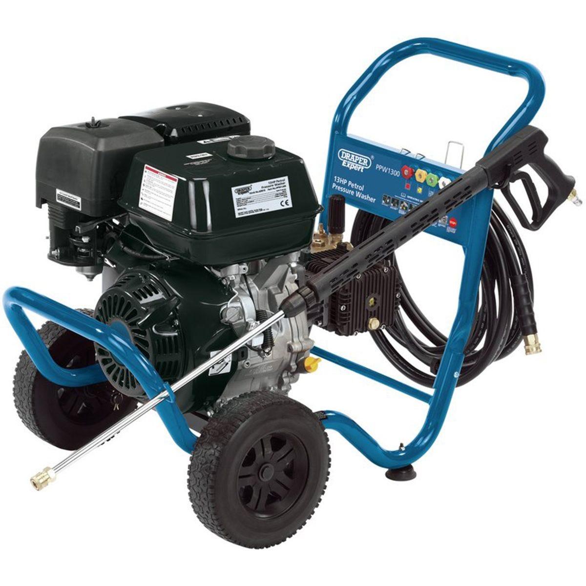 Draper Petrol Pressure Washer (13HP)