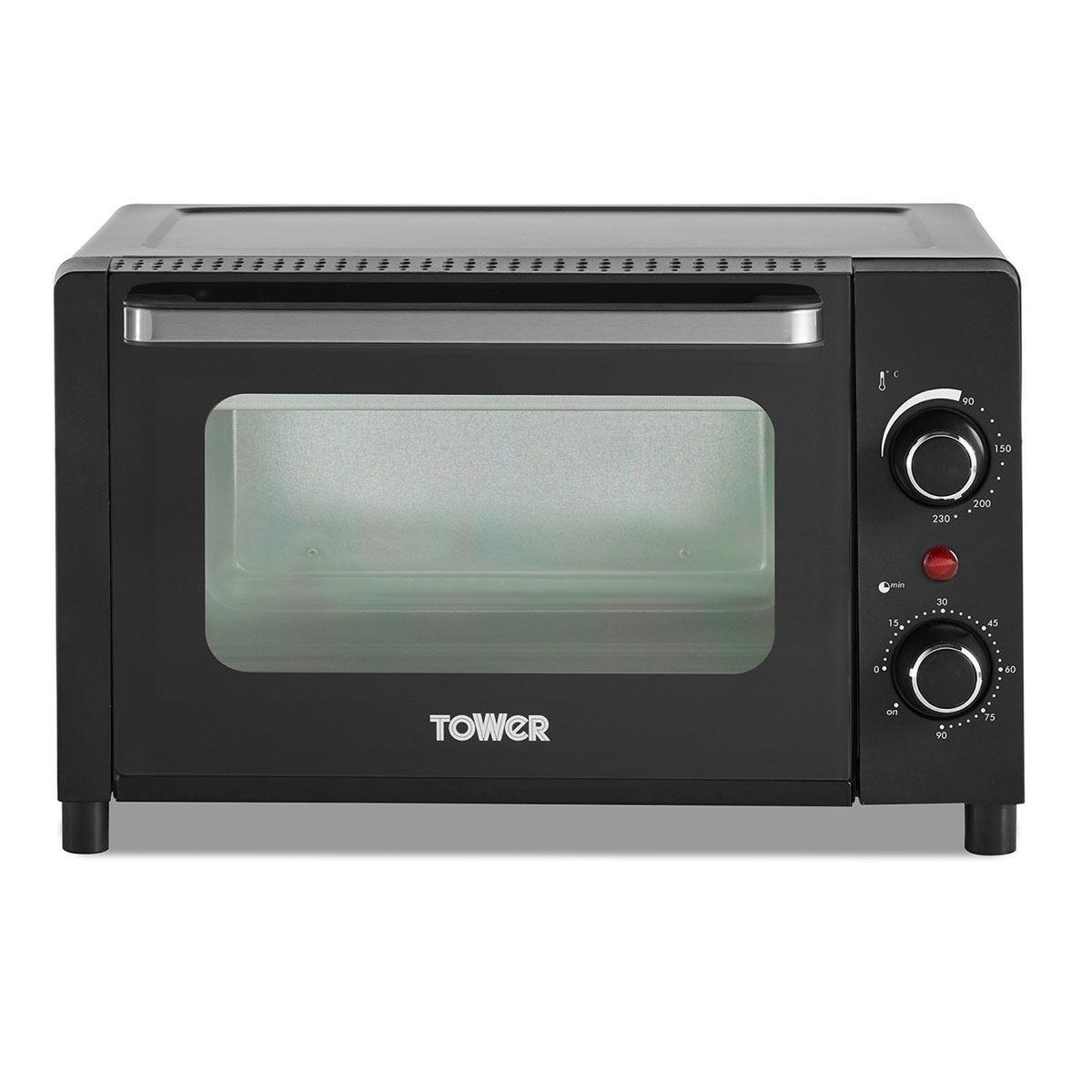 Tower 12L Mini Oven - Black