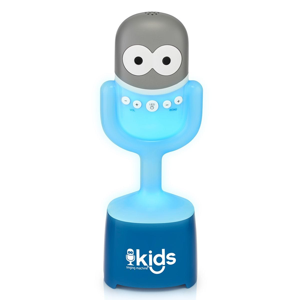 Singing Machine SMK445 Kids Bluetooth Speaker and Microphone for Karaoke