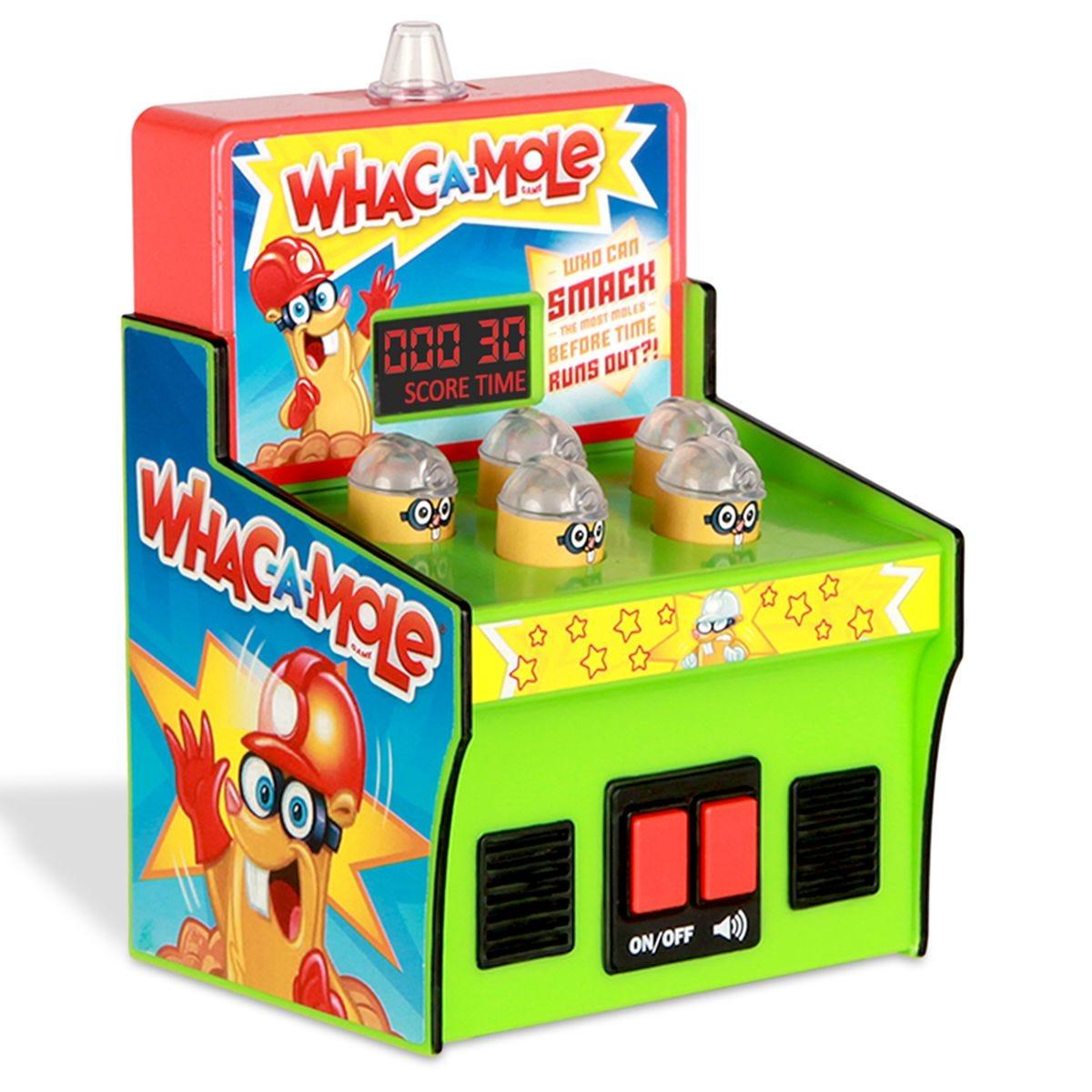 Whac A Mole Mini Arcade Game