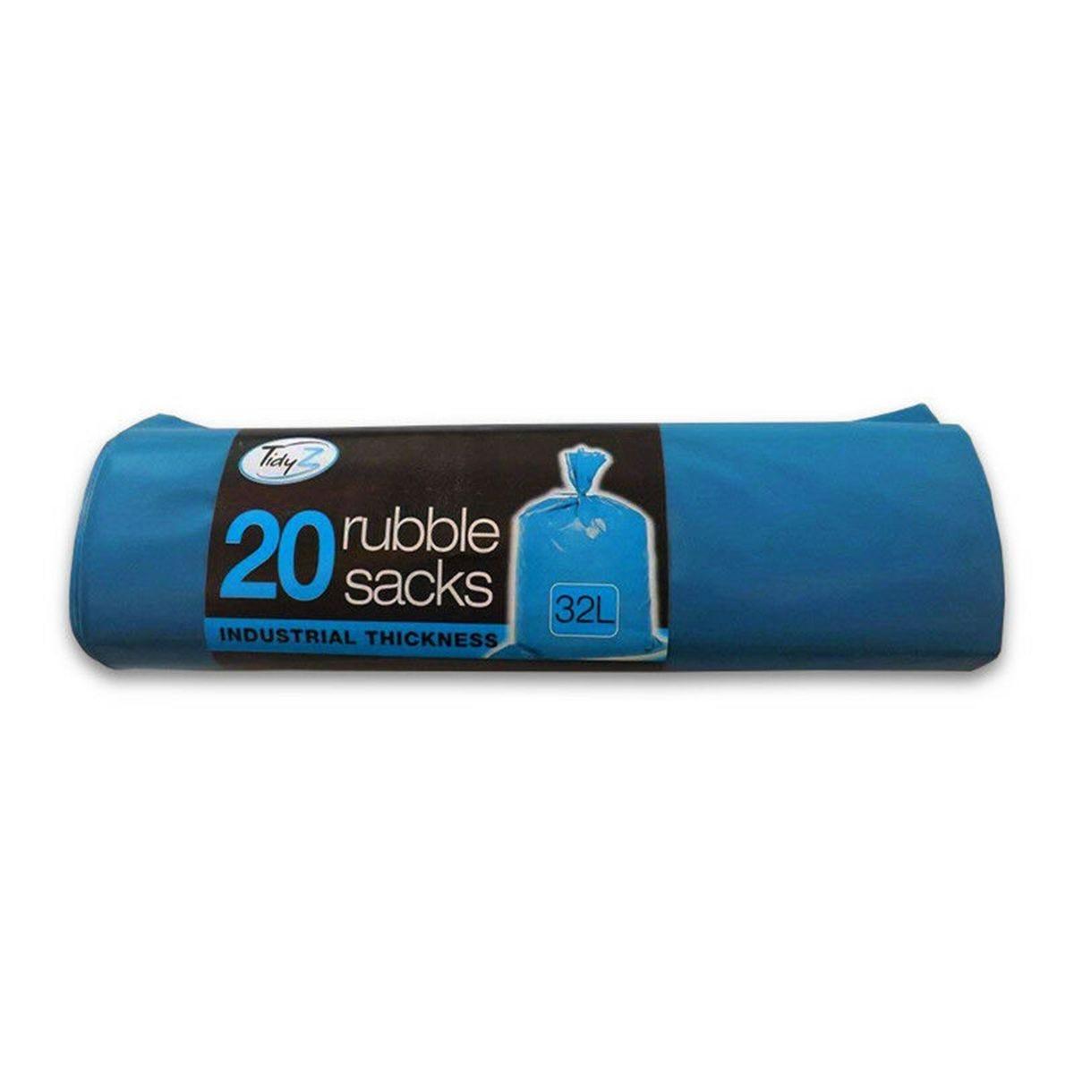 Tidyz Rubble Sack Industrial 20 Pack