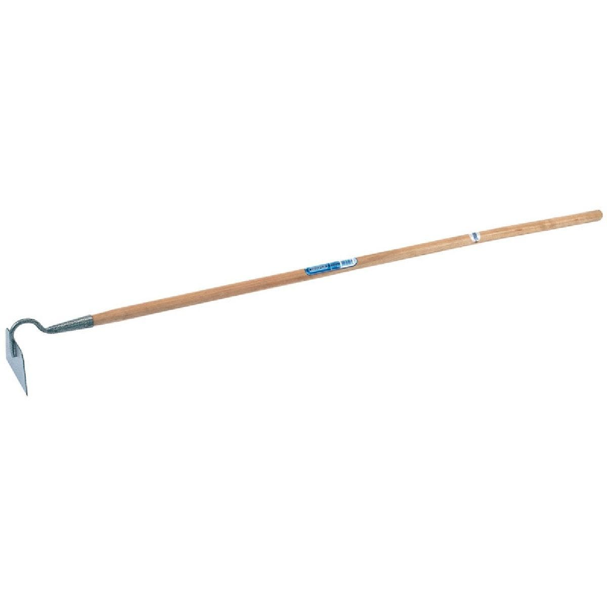 Draper Carbon Steel Draw Hoe with Ash Handle